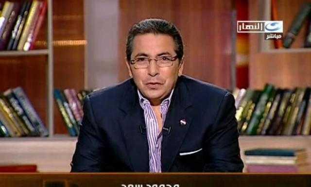 محمود سعد يكشف أسباب توقف برنامجه على قناة النهار