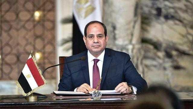 الرئيس السيسي يتفقد أعمال توسعة القوس الشرقي للطريق الدائري