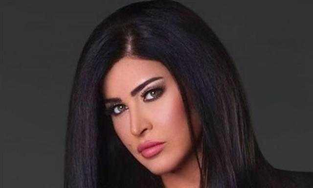جومانا مراد ترتدي الأسود في أول ظهور بعد وفاة ابنتها