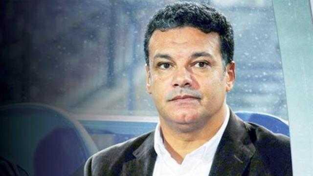 إيهاب جلال: سعيد بالفوز الأول مع بيراميدز