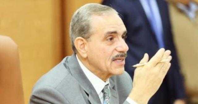 محافظ كفر الشيخ يعلن إزالة 400 حالة تعدى على أملاك الدولة