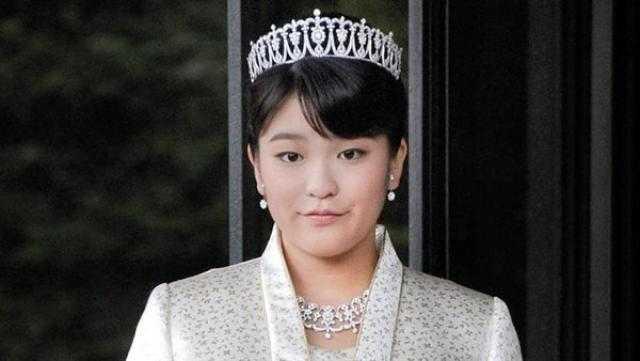 الأميرة اليابانية ماكو تتنازل عن مليون دولار لتتزوج شابا من العامة