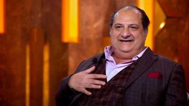 خالد الصاوي: زوجتي أغمى عليها بسبب شخصيتي في هذا الفيلم