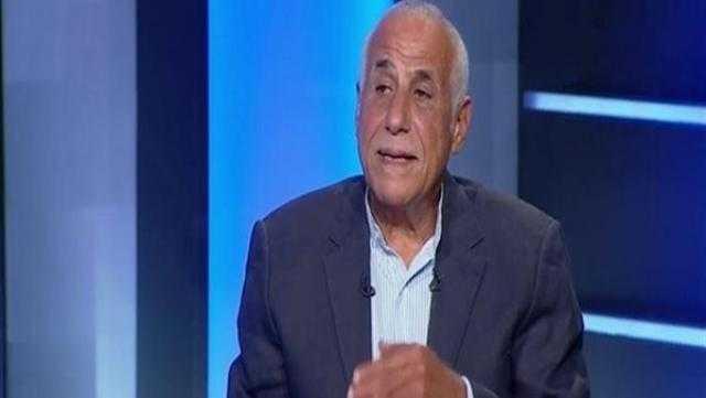 حسين لبيب يستقبل وفد من نادي المدينة الليبي لهذا السبب
