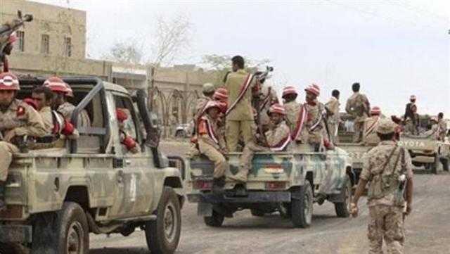 عاجل.. الجيش اليمني يتصدى لهجوم حوثي في الكسارة غرب مأرب