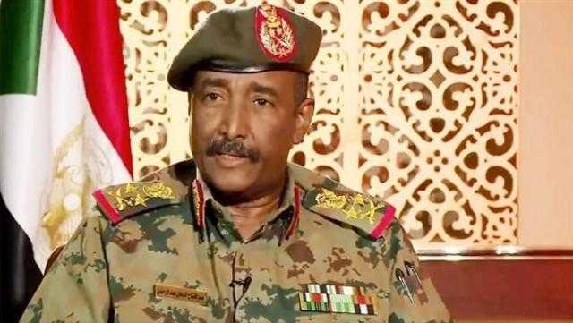 رئيس مجلس السيادة السوداني يتعهد بتطهير الجيش من الإخوان