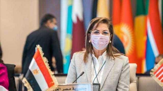 وزيرة التخطيط: خبراء دوليون أعدوا تقرير التنمية البشرية 2021