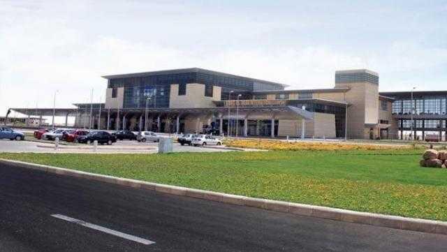مطار برج العرب يستقبل 89 رحلة جوية  دولية وداخلية اليوم