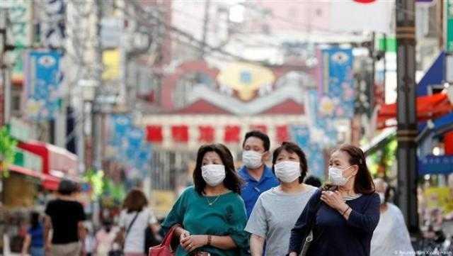 عاجل.. اليابان تسجل 1147 إصابة و28 حالة وفاة جديدة بكورونا