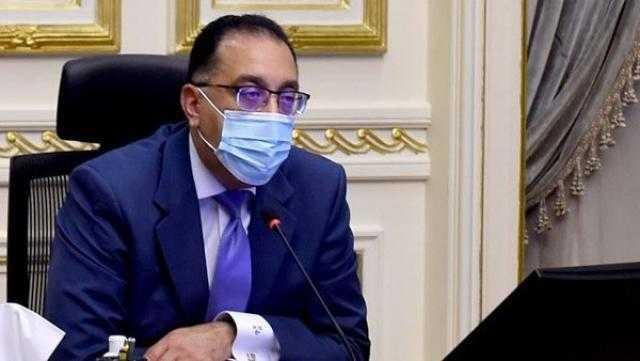 مدبولى يستقبل نائب الرئيس البرازيلى بمطار القاهرة