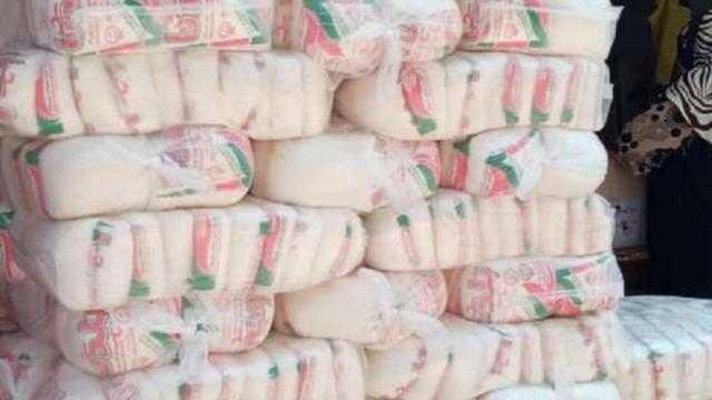 وزارة «التموين» تعلن ضخ 9000 طن سكر وأرز وزيت ومكرونة