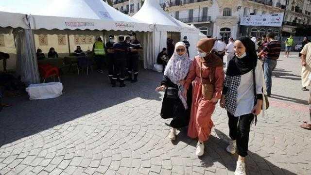 عاجل.. الجزائر تسجل 9 وفيات و155 إصابة بكورونا