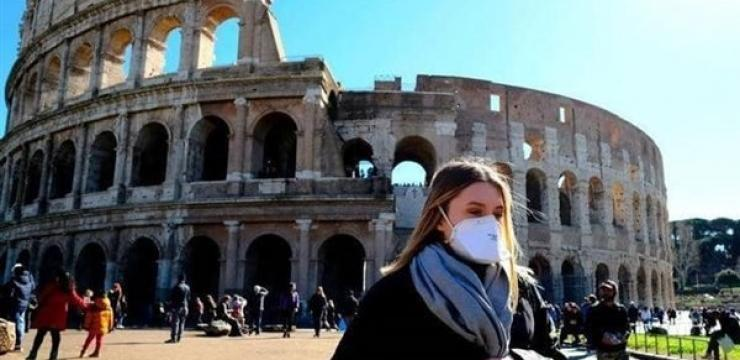 إيطاليا تسجل 45 وفاة و1772 إصابة جديدة بكورونا