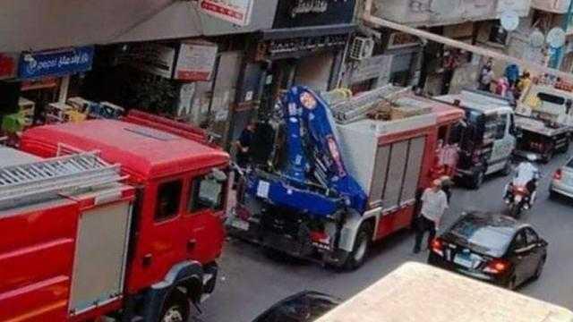 عاجل.. مصرع شخص وإصابة 2 إثر سقوط سقف شقة وسط الإسكندرية