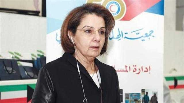 مها البرجس تدعو المجتمع المدني العربي للتكاتف لمواجهة تحديات المنطقة