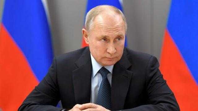 بوتين: روسيا تحتاج لوضع خطة طوارئ للاستجابة للمخاطر المستقبلية مثل كورونا