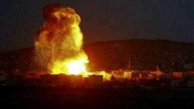 عاجل.. طائرة مجهولة تقصف المنطقة الحدودية بين سوريا والعراق