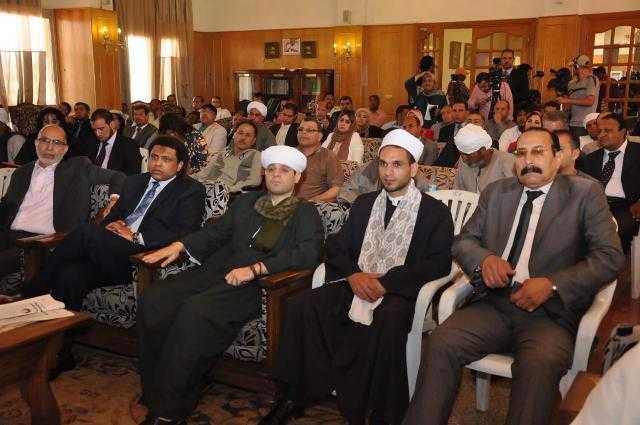 «الدولي للازهر والصوفية» يهنئ العالم الإسلامي بذكرى المولد النبوي