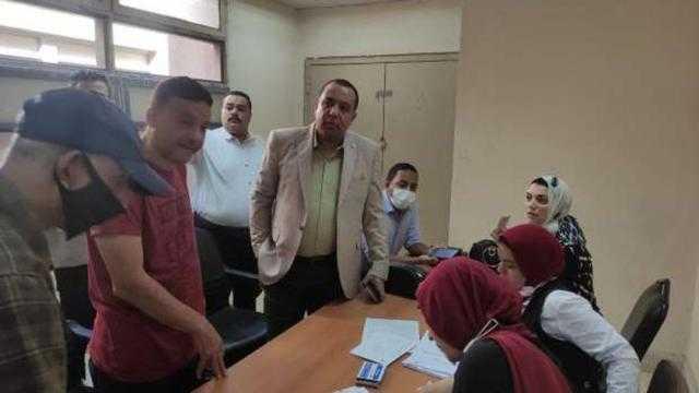 تطعيم 69ألفًامن طلاب جامعةحلوانضدكورونا
