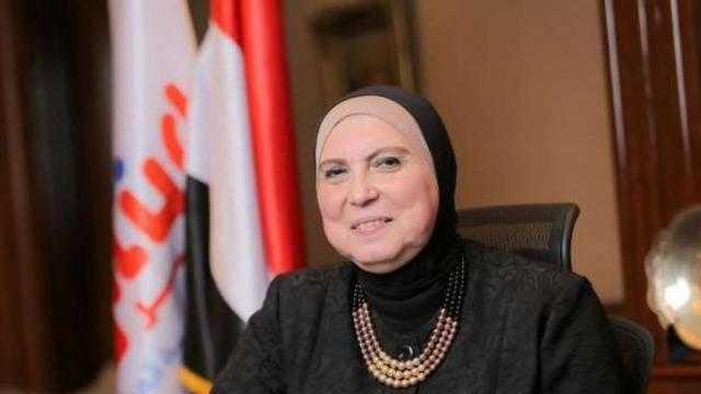 وزيرة التجارة: برنامج تنمية محافظات الصعيد يتكامل مع«حياه كريمة»