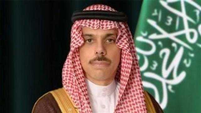 وزير الخارجية السعودي يجري اتصالا هاتفيا بنظيره الصيني