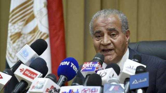 وزير التموين يشارك في ختام فعاليات الملتقى التسويقي المصري للتمور