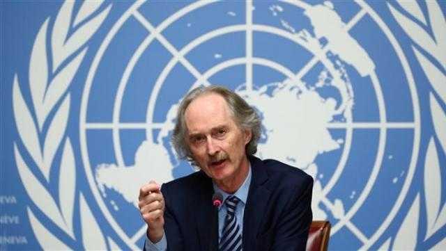 الخارجية الأمريكية: نرحب بجهود المبعوث الأممي في سوريا