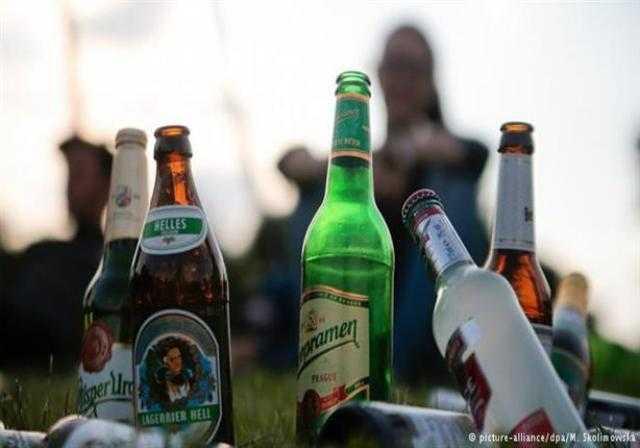 دراسة تكشف علاقة الكحول بالسرطان