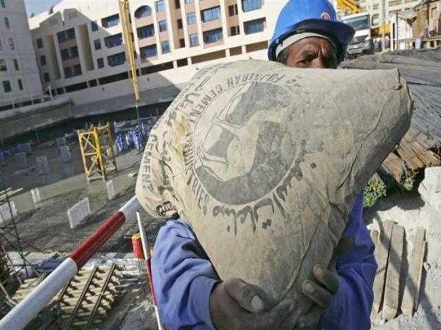 أسعار أسمنت اليوم الثلاثاء في مصر