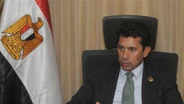 وزير الرياضة: اتحاد كرة القدم عليه 100 مليون جنيه للضرائب