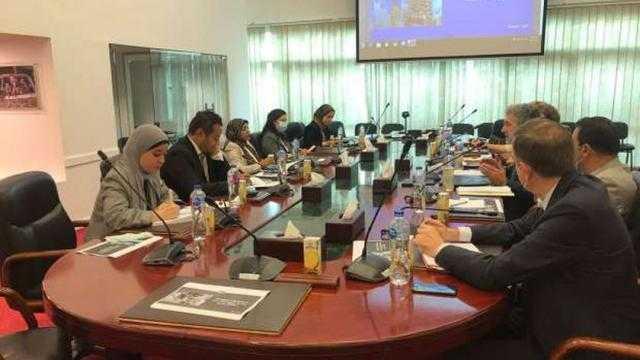 عاجل.. التعاون الدولي والاتحاد الأوروبي يبحثان آليات رفع تمويلات التنمية