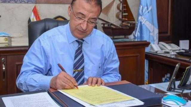 محافظ الإسكندرية يعلن ضبط 953 حالة إشغال للمقاهي