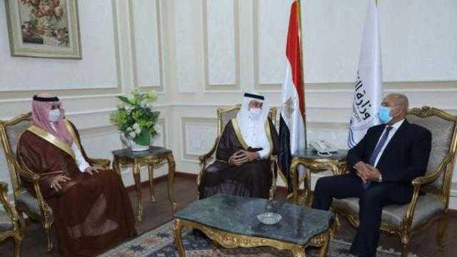 عاجل.. تشكيل لجنة مصرية سعودية مشتركة في مجال النقل
