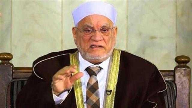 أحمد عمر هاشم يتحدث عن الاحتفال بالمولد النبوي