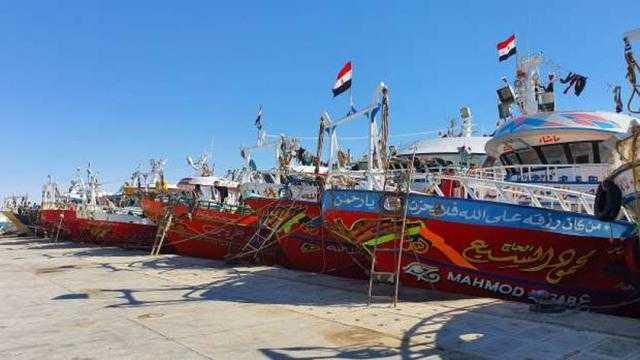 الثروة السمكية: توزيع 11 طنا من الأسماك المدعمة على منافذ طور سيناء