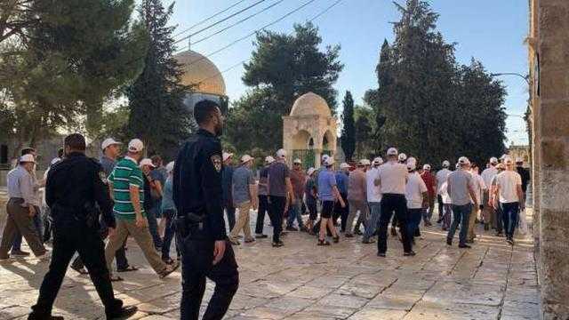 الاحتلال الإسرائيلي يعتدي على المحتفلين بالمولد النبوي في القدس