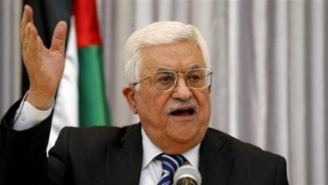 أبو مازن يؤكد ضرورة تثبيت التهدئة الشاملة في الأراضي الفلسطينية