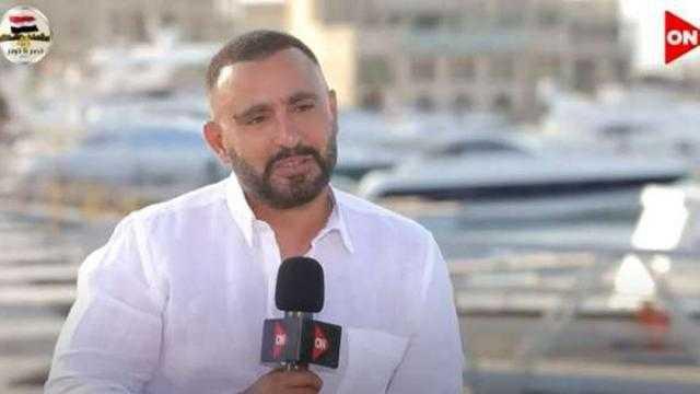 أحمد السقا يعلق على تكريمه في مهرجان الجونة