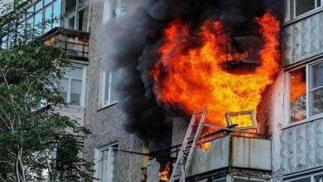 حريق داخل شقة سكنية في العجوزة.. تفاصيل
