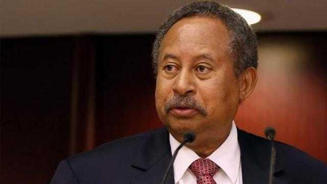 حمدوك: السودانيون هم الأحرص على المُضي بأهداف الثورة