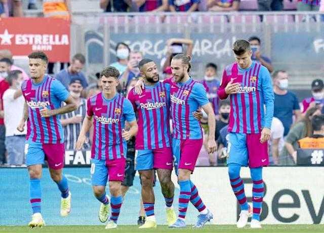 عاجل.. برشلونة يعلن تجديد عقد لاعبه الشاب بشرط جزائي مليار يورو