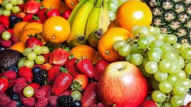 فواكه وخضراوات ذات سعرات حرارية سلبية