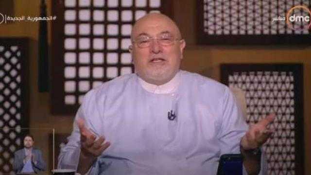 خالد الجندي: من نقلوا سيرة النبي محمد قدموه غازيا