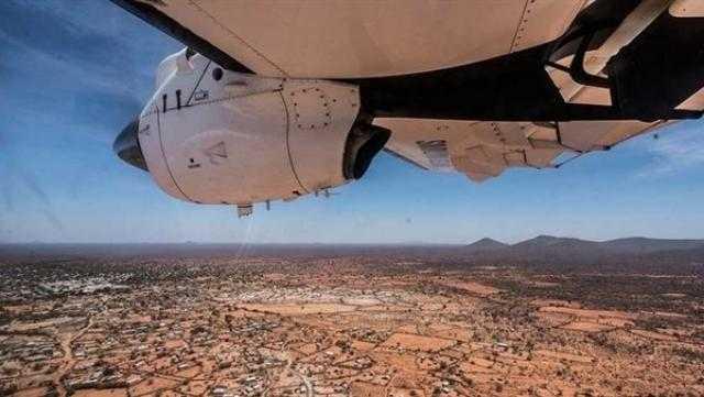 فشل هبوط طائرة مساعدات تابعة للأمم المتحدة في «تيجراي»