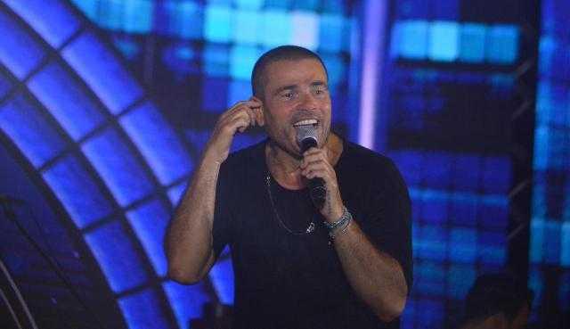 """عمرو دياب يشعل """"الجونة"""" بأغنية جديدة"""