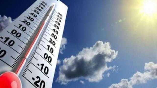 تعرف على درجات الحرارة غدا السبت  في الدقهلية