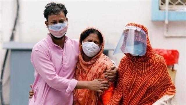 15 ألف و786 إصابة بكورونا في الهند