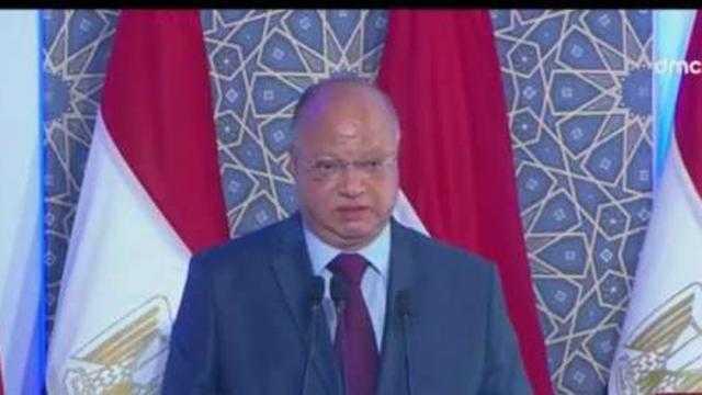 محافظ القاهرة يتابع أعمال إزالات محور عدلي منصور.. اعرف التفاصيل