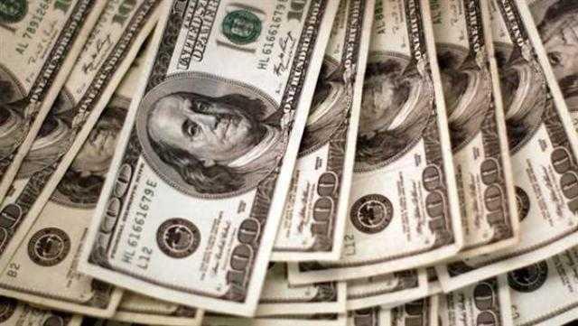 أسعار الدولار أمام الجنيه اليوم السبت 23 أكتوبر 2021