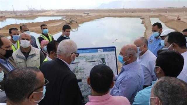 وزير النقل: ميناء العين السخنة الأكبر بالبحر الأحمر